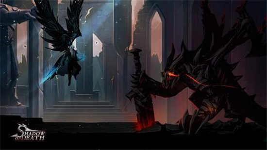 死亡之影黑暗骑士全解锁版