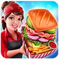餐车厨师烹饪游戏中文版