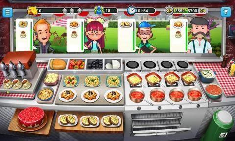 餐车厨师烹饪游戏下载中文版