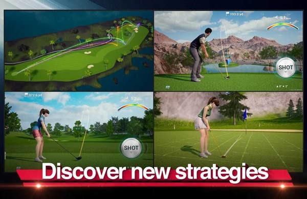 完美挥杆高尔夫安卓最新版