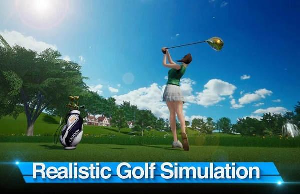 完美挥杆高尔夫最新版下载