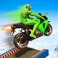 特技摩托车超级英雄最新版手机版  v1.0
