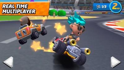 竞速卡丁车赛车游戏官方版