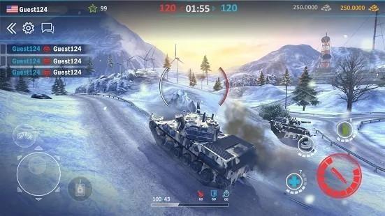 现代突击坦克最新版