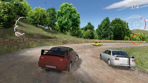 狂野赛车极速竞技免费版