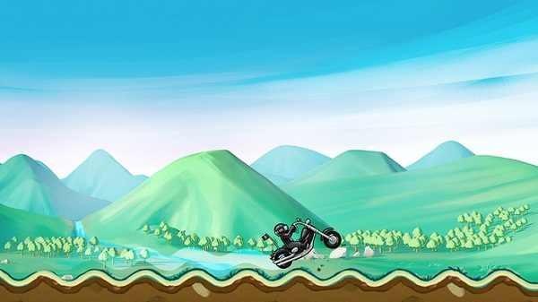 摩托车表演赛中文版下载