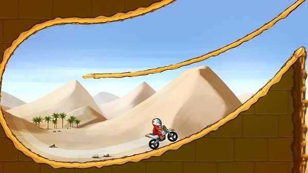 摩托车表演赛中文版
