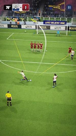 足球巨星游戏手机版下载