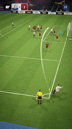 足球巨星游戏下载手机版