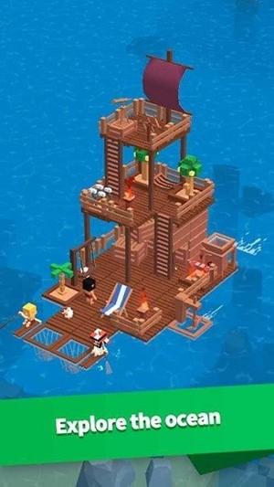 海上建造模拟下载