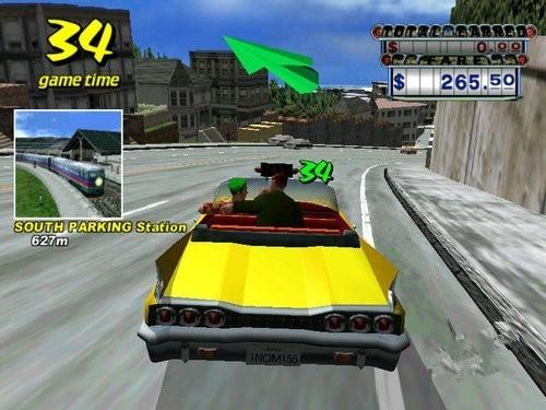 疯狂出租车3破解版