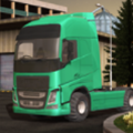 欧洲卡车司机模拟器破解版