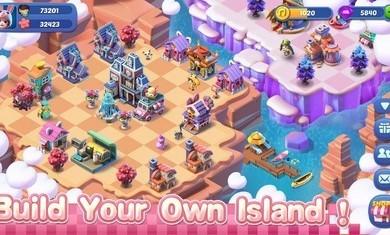 奇幻小岛无限钻石版