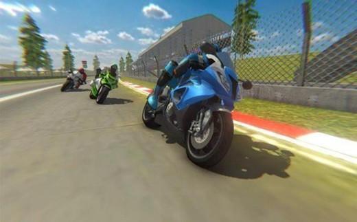 交通驾驶摩托车手游下载