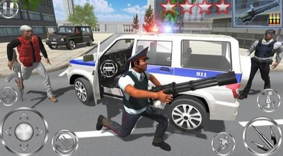 俄罗斯特警模拟器手机版下载