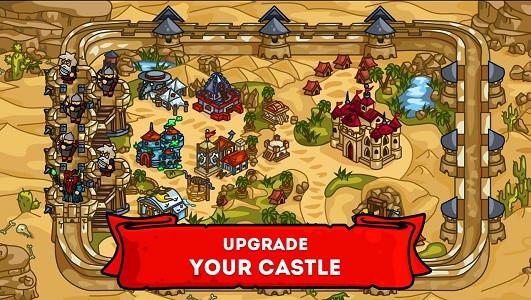 塔墙城堡防御最新版