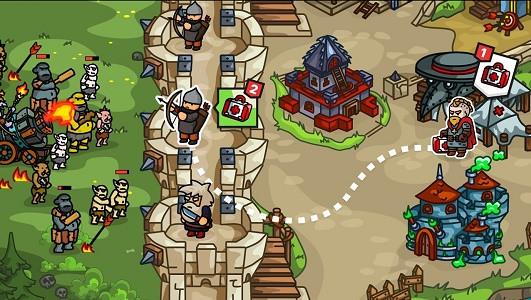 塔墙城堡防御游戏下载