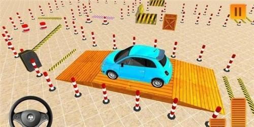 现代汽车驾驶停车下载