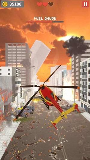 直升机逃生游戏下载