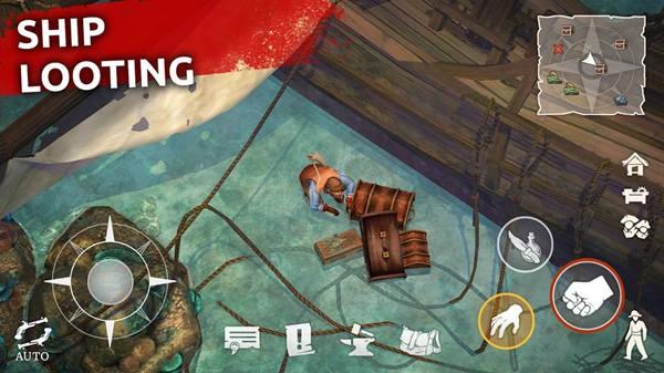 叛变海盗生存破解版下载