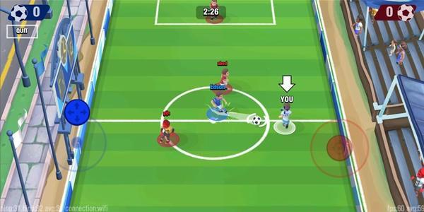 足球对决红包版下载
