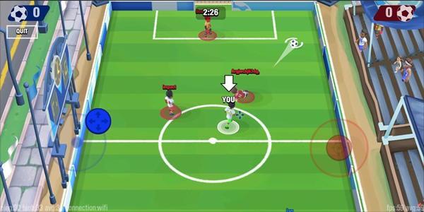 足球对决下载