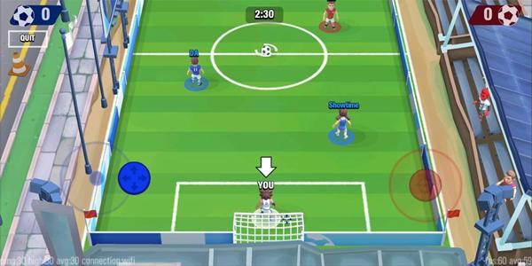 足球对决红包版