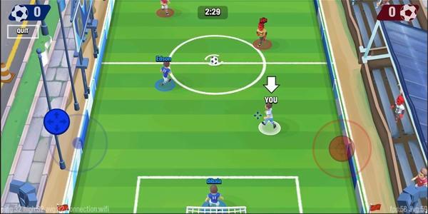 足球对决下载红包版