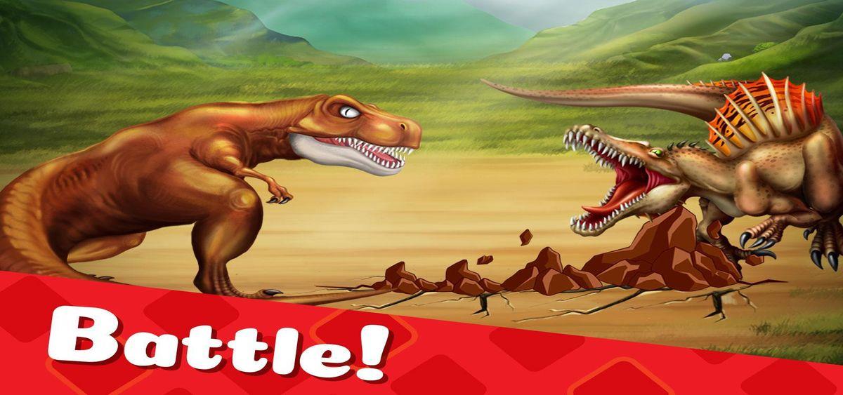 恐龙世界安卓版最新游戏下载