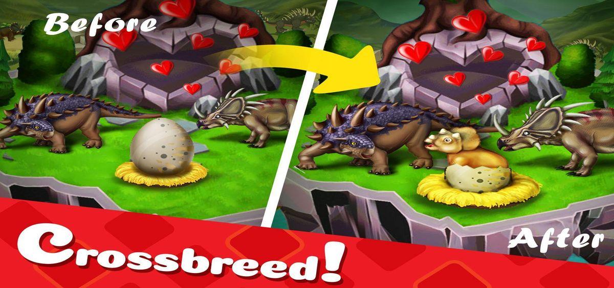 恐龙世界安卓版游戏下载