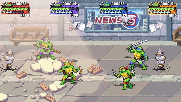 忍者神龟施莱德的复仇steam版下载