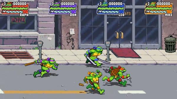 忍者神龟施莱德的复仇steam版