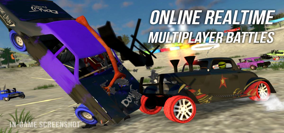 撞车比赛最新版