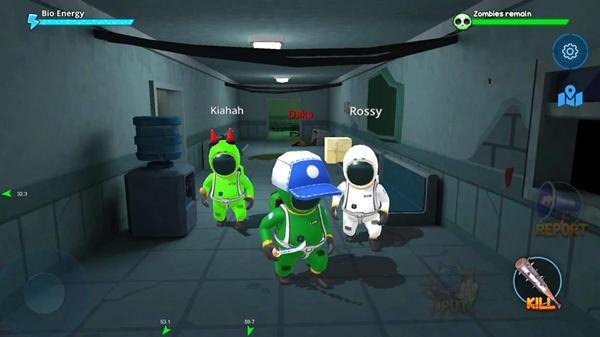 太空狼人3d游戏手机版下载