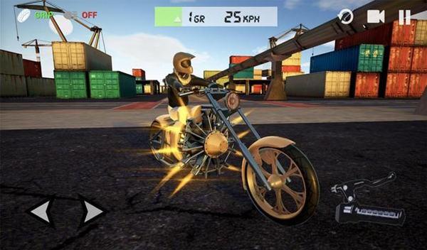 终极摩托车模拟器下载无限金币版