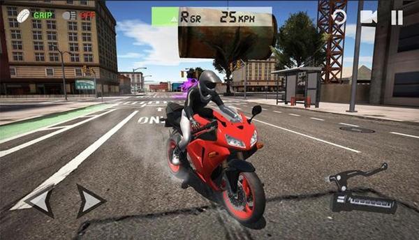 终极摩托车模拟器无限金币版下载
