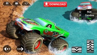 怪物赛车游戏正式版