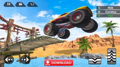 怪物赛车游戏下载正式版