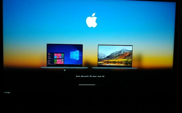 苹果电脑装双系统安装教程 安装教程介绍