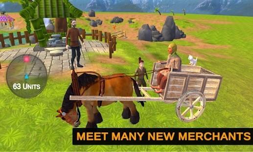 农业越野马车完整版