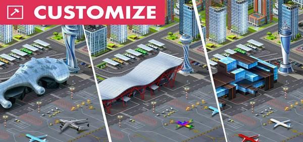 机场城市无限绿票