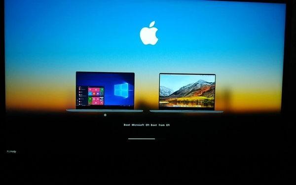 苹果笔记本双系统怎么装