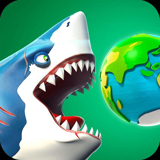 饥饿鲨:世界全鲨鱼破解版