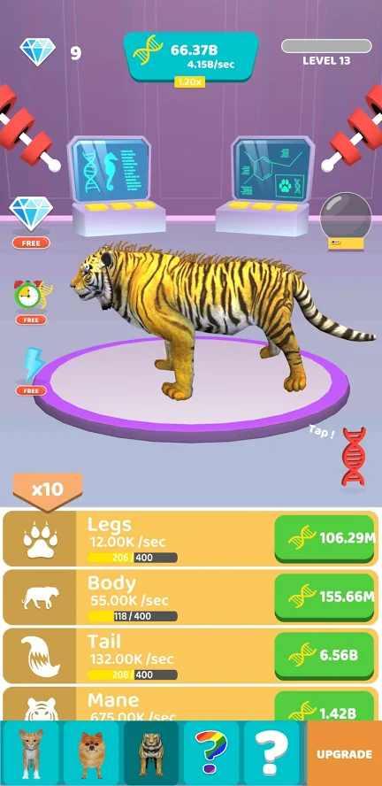 放置动物进化手机版