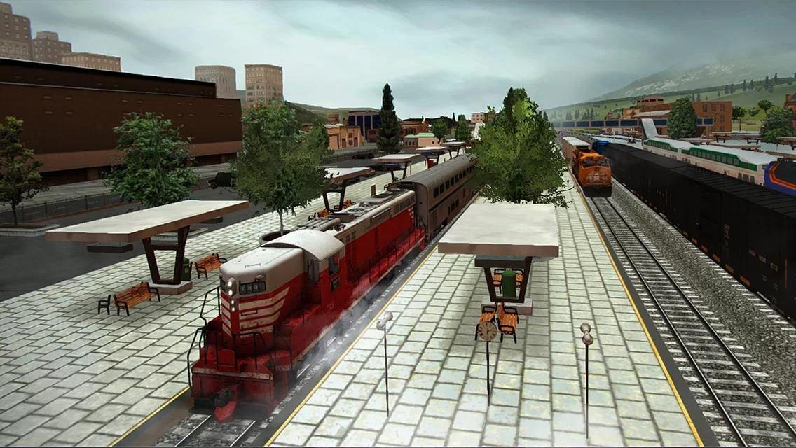 火车模拟器PRO2018中文安卓版下载