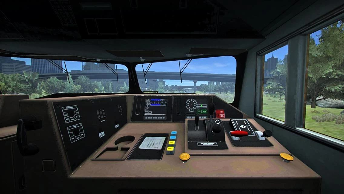 火车模拟器PRO2018中文安卓版