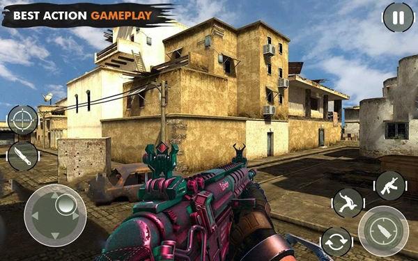 狙击游戏免费版