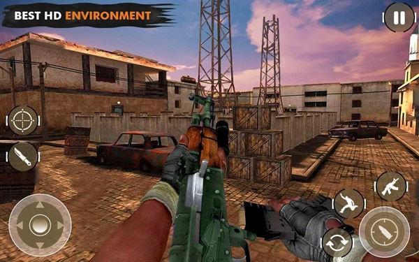 狙击游戏破解版