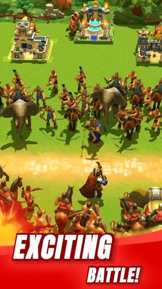 帝国冲突中文安卓版最新版下载