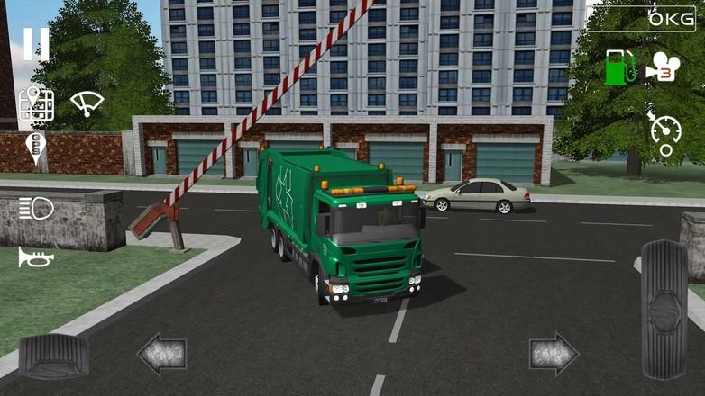 垃圾车模拟下载